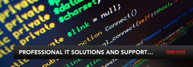 Professional IT Solutions and Support